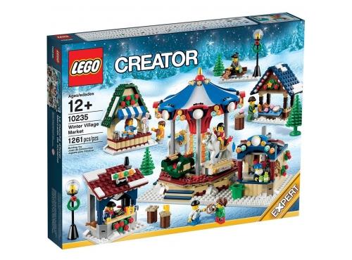 Bộ lắp ráp khu làng mùa đông Lego 10235