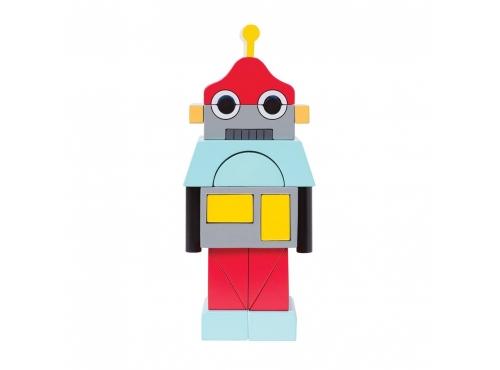 Đồ chơi gỗ Manhattan Toy Robot lắp ráp