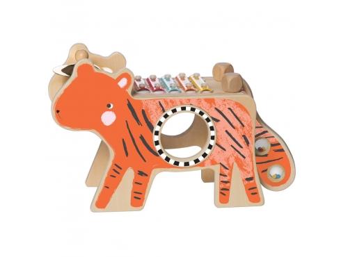 Đồ chơi gỗ Manhattan Toy ( USA) Hổ Âm Nhạc