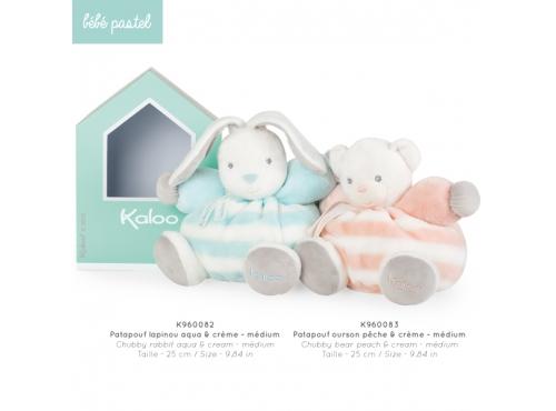 Thú nhồi bông Kaloo Bébé Pastel Thỏ Xanh K960082