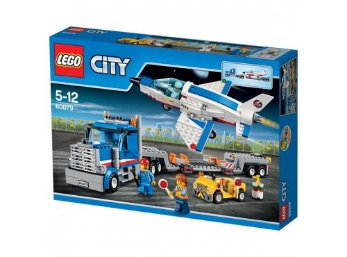 Bộ lắp ráp Máy Bay Huấn Luyện Phản Lực LEGO 60079